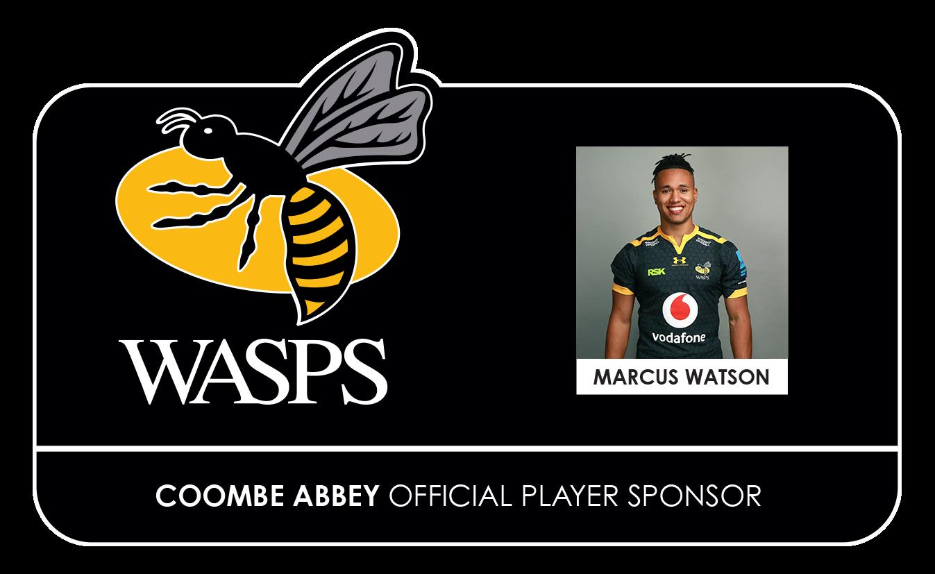 Wasps official sponsor