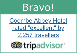 Read Coombe Abbey Reviews on Trip Advisor