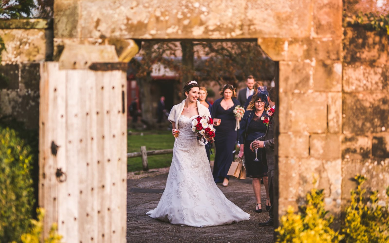 Coombe Abbey Cloisters room weddings