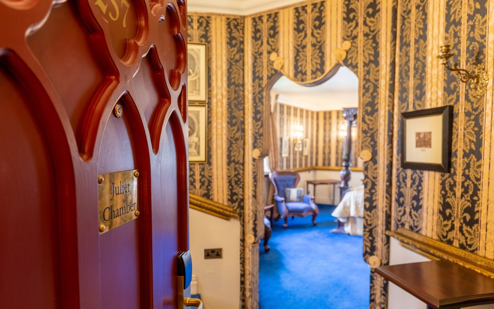 Coombe Abbey Juliet Room