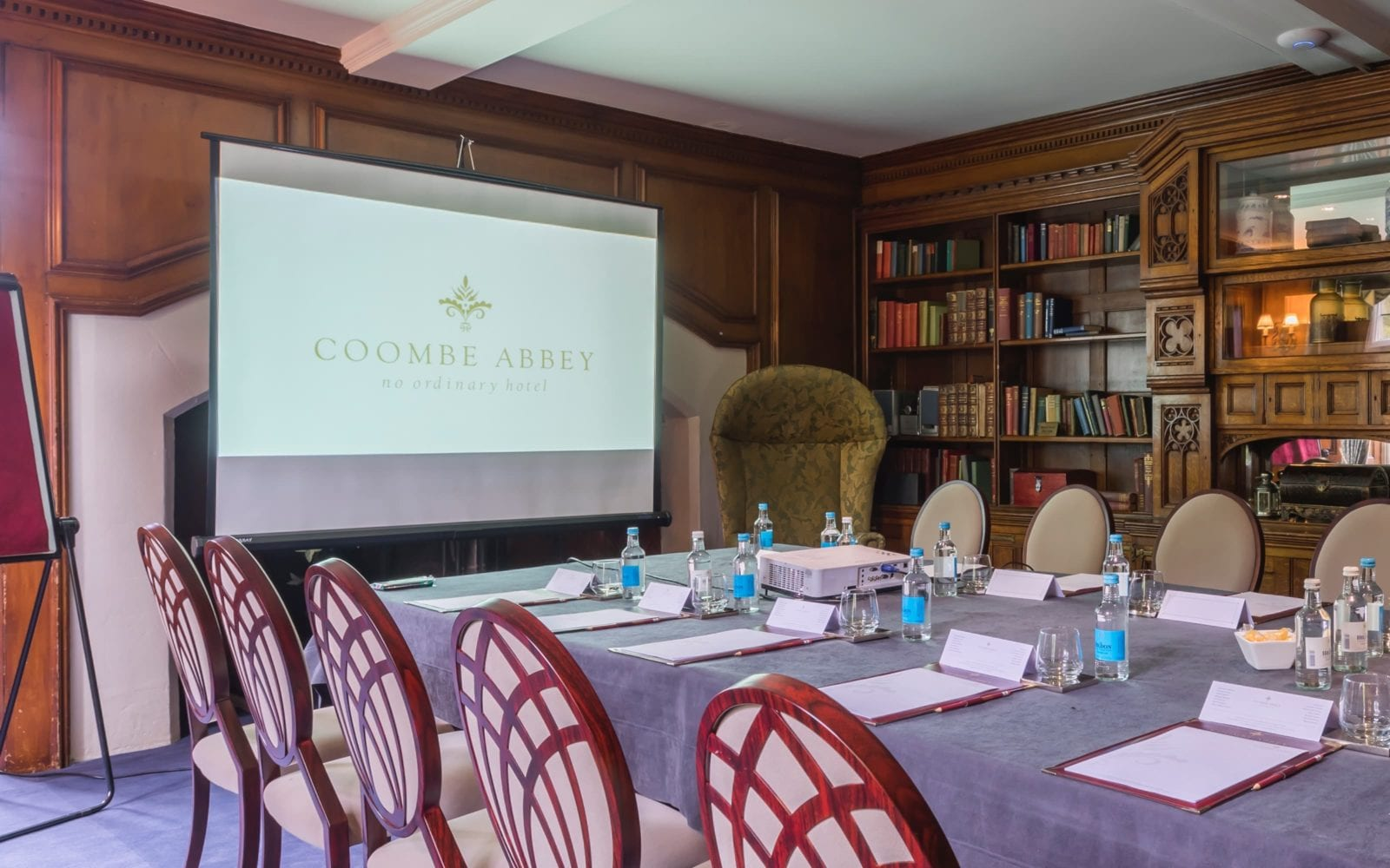 Coombe Abbey Kellway room