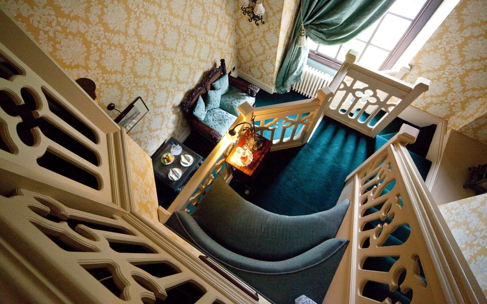 Coombe Abbey Mowbray room