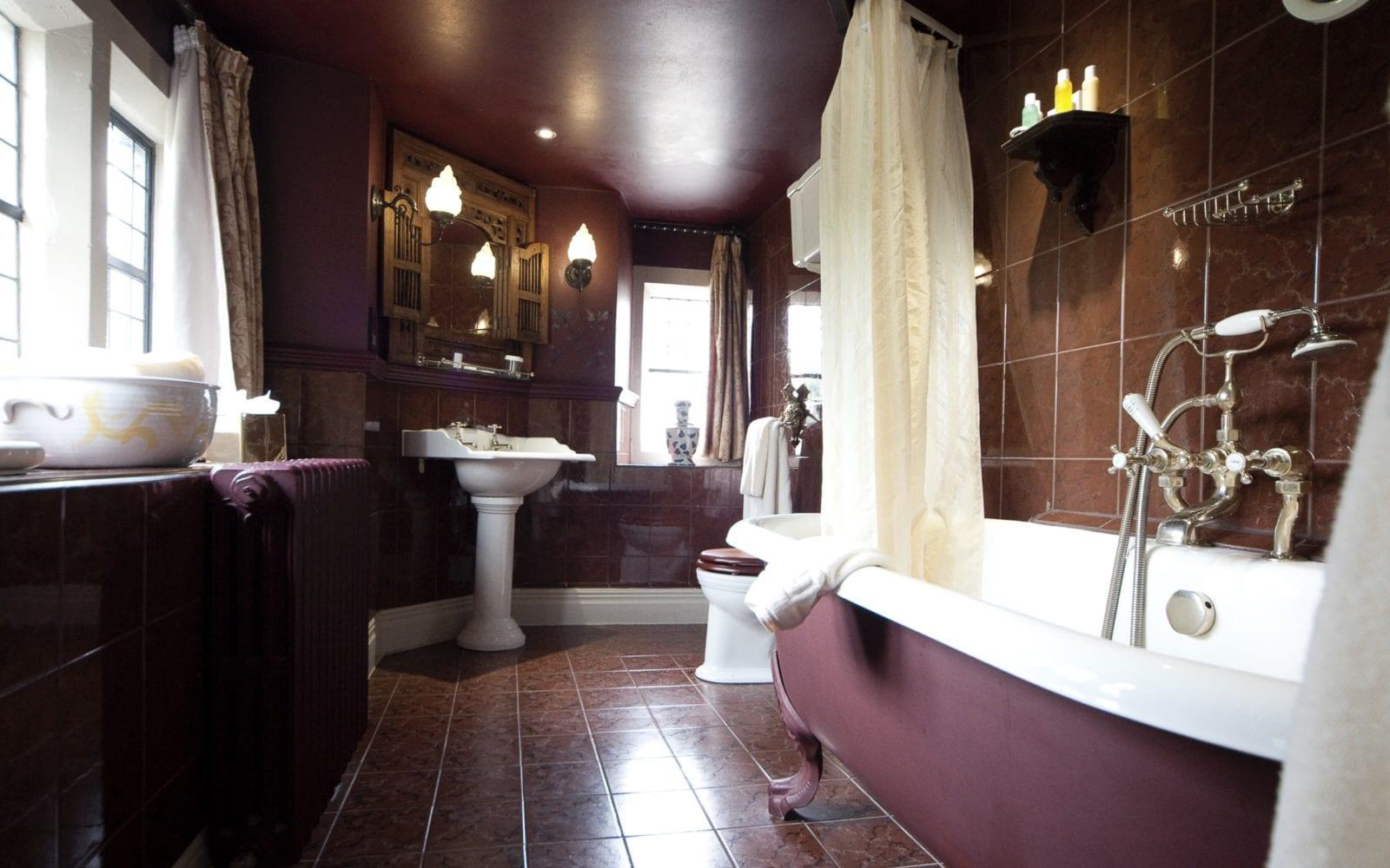 Coombe Abbey Princess Elizabeth room