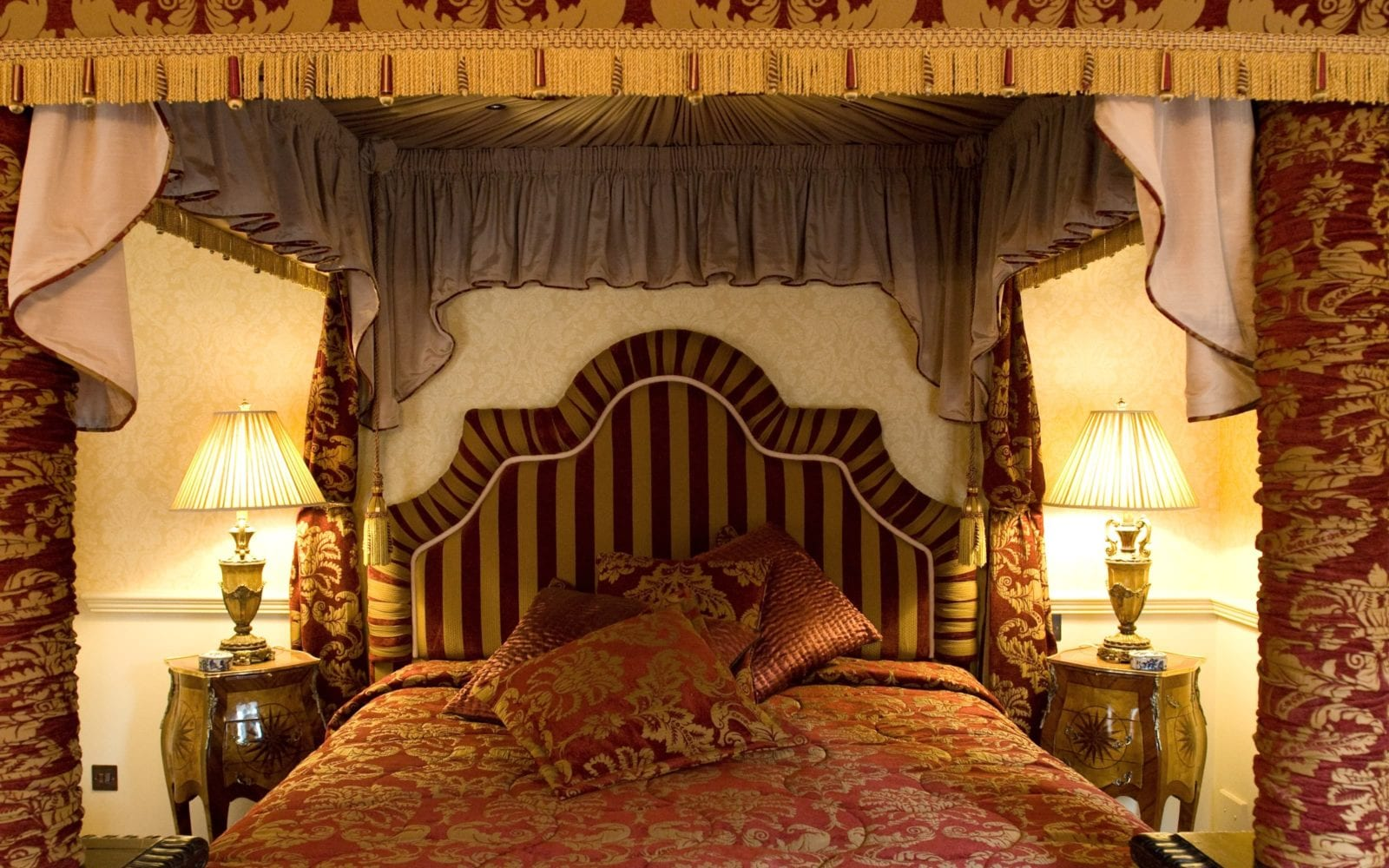 Coombe Abbey feature double room