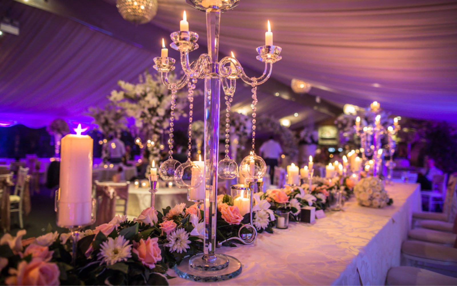Coombe Abbey marquee weddings