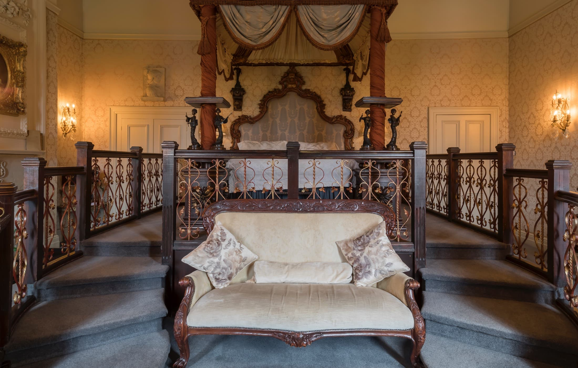 Dinner and hotel package at Coombe Abbey
