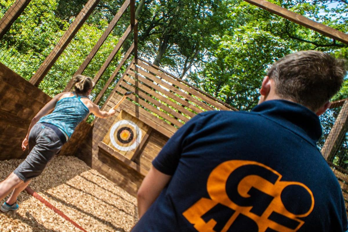 Go Ape at Coombe Abbey
