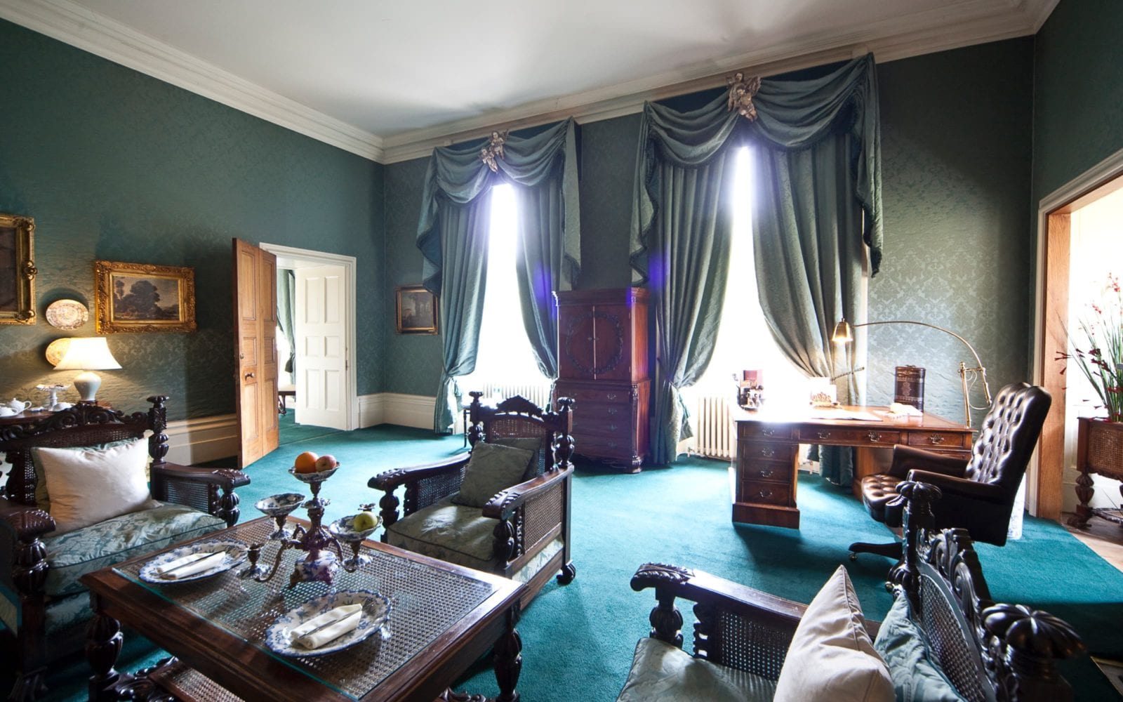Lindley Suite Coombe Abbey