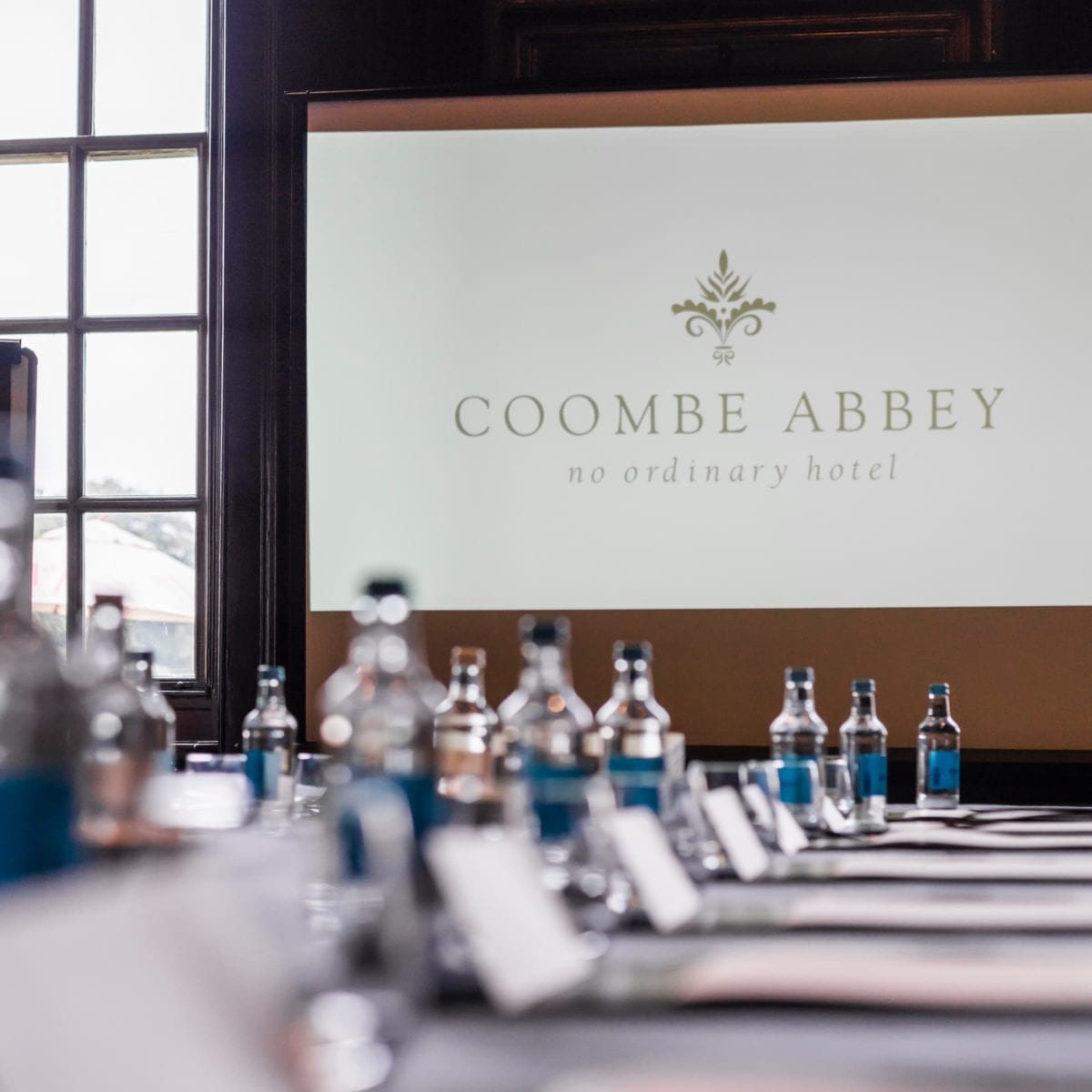 Team building days out at coombe abbey