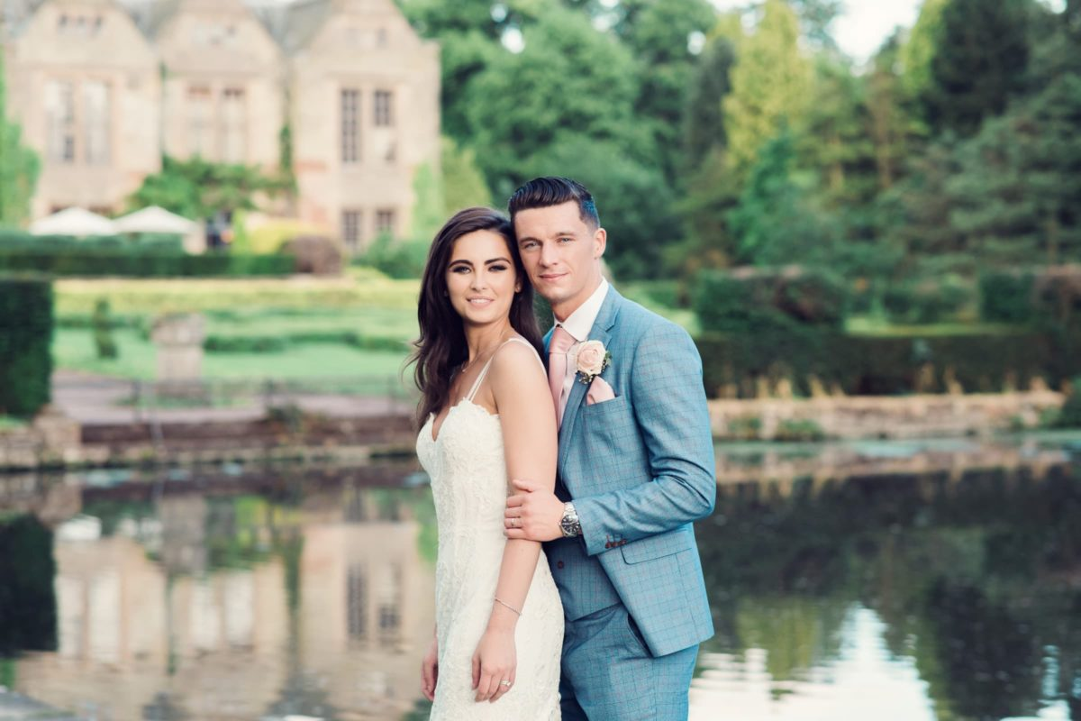 The Abbeygate weddings at Coombe Abbey