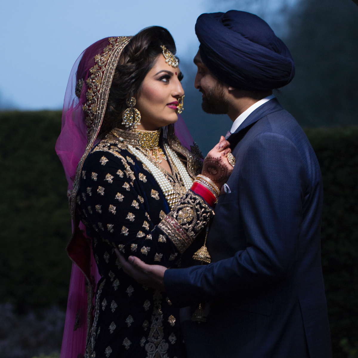 Coombe Abbey Asian wedding