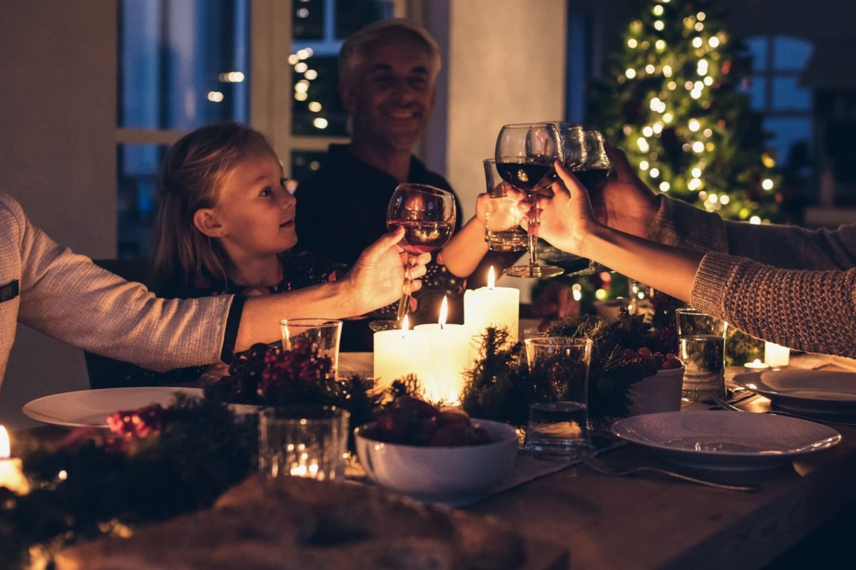 Celebrate Christmas at Coombe Abbey