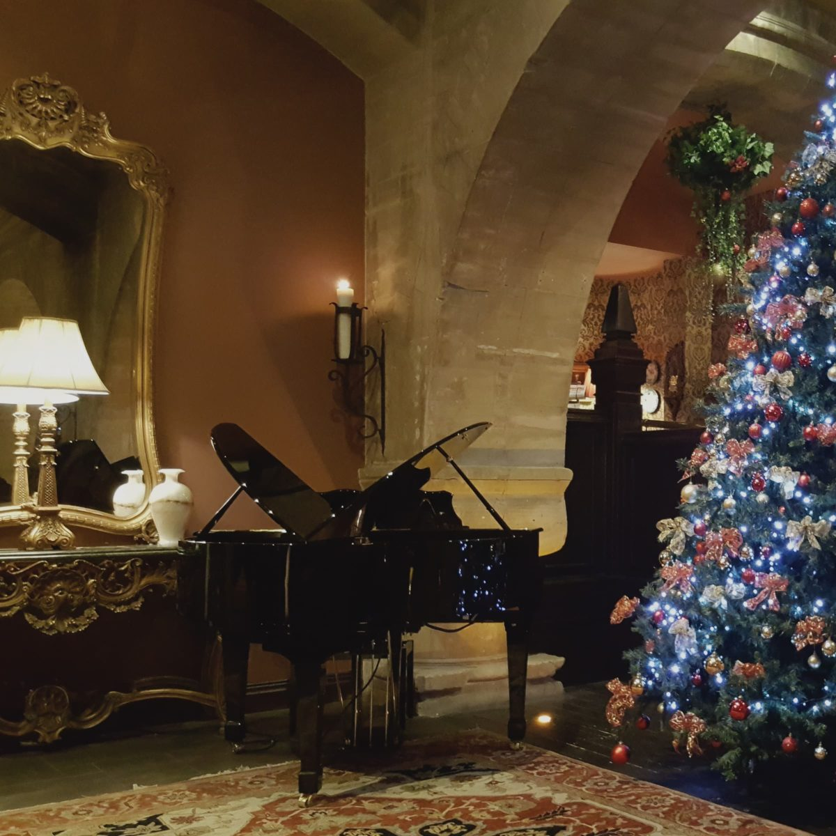 christmas at coombe abbey