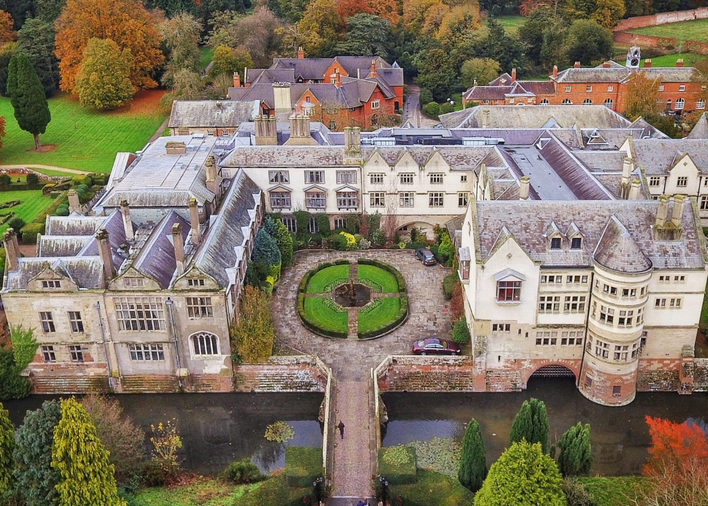 Have your say on Coombe Abbey