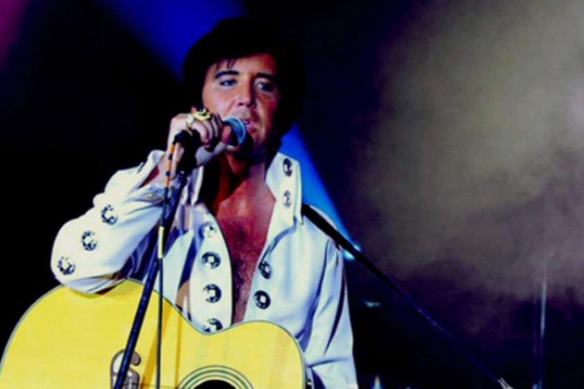Elvis Tribute Night Coombe Abbey