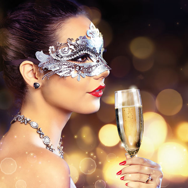 New Year Masquerade Ball at Coombe Abbey Hotel