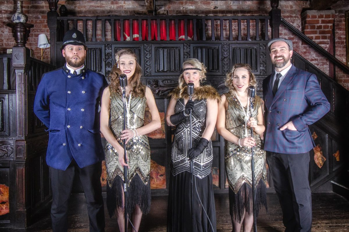 Murder mystery Coombe Abbey