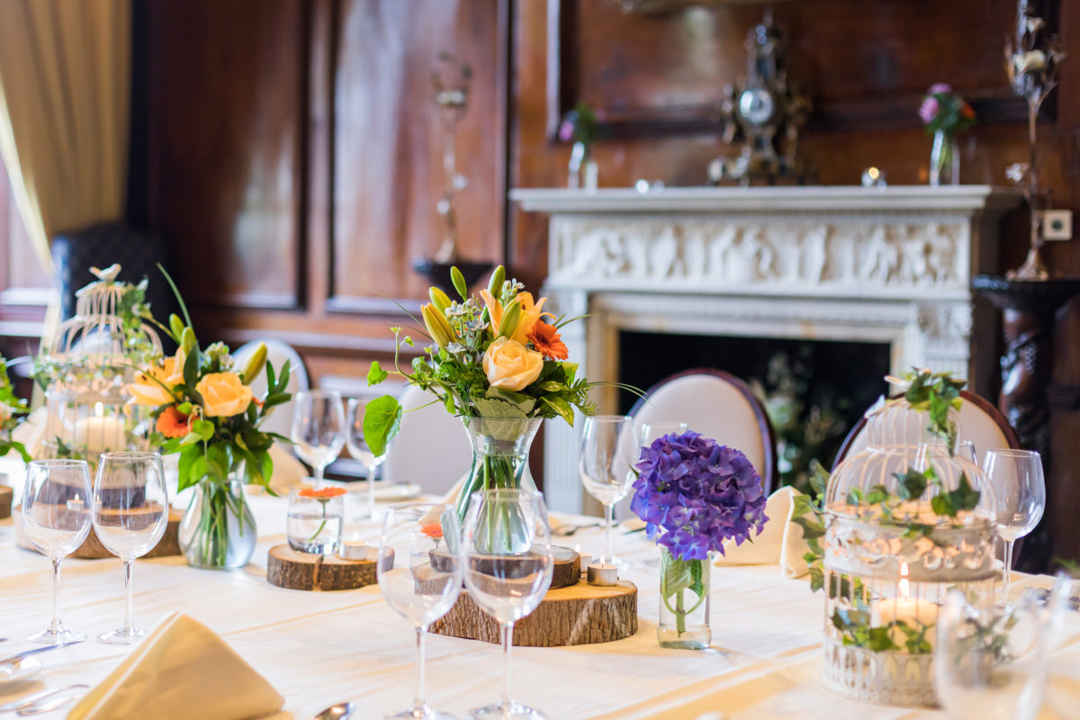 Private Dining Coombe Abbey