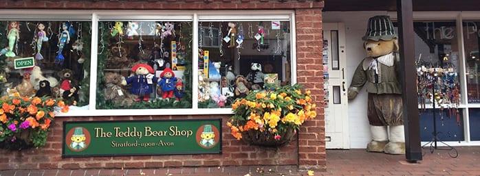 teddy bear shop coventry