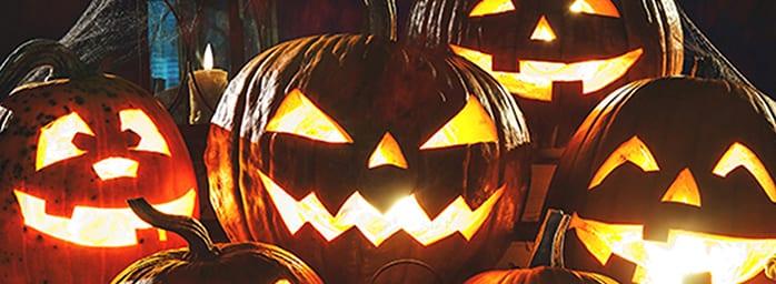 haunted halloween banquet