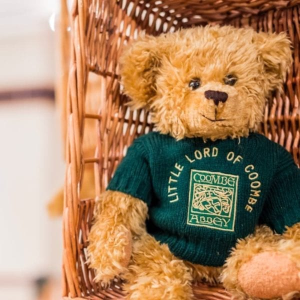 Coombe Abbey Teddy Bear