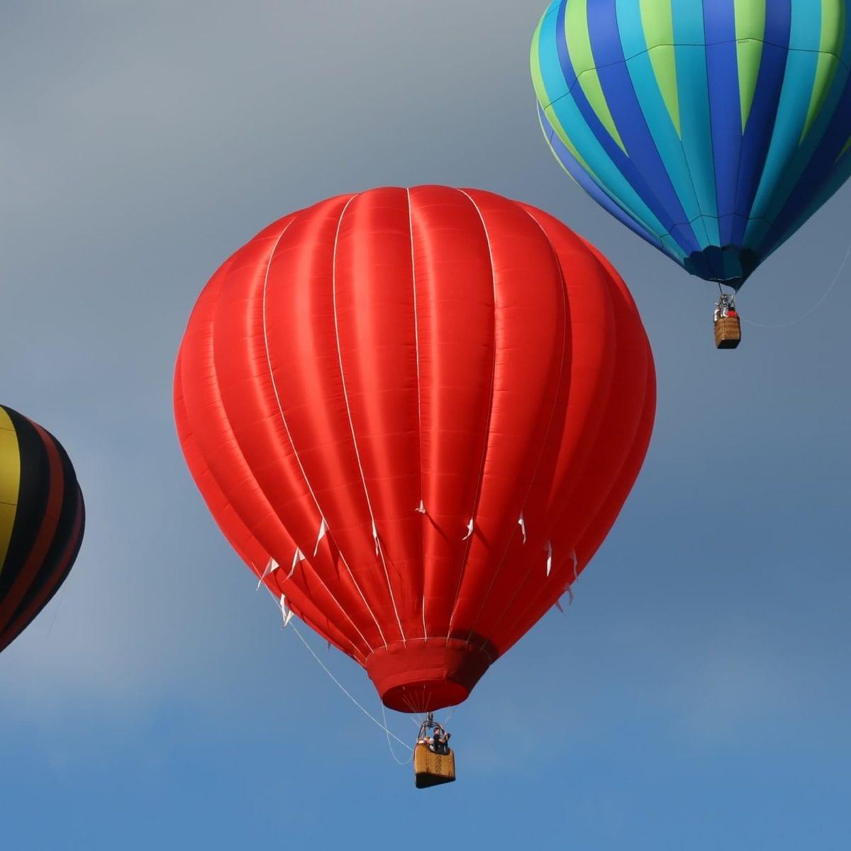 Coombe Abbey Virgin balloon flights