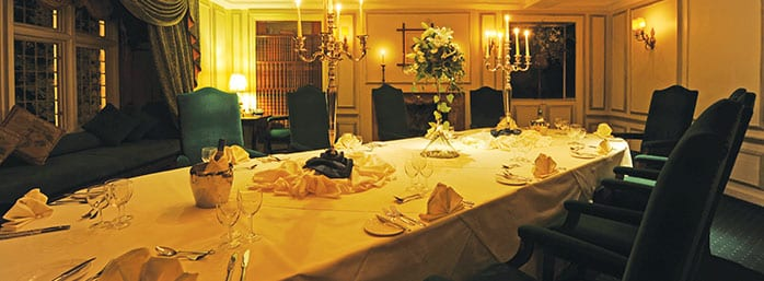your private event at coombe abbey