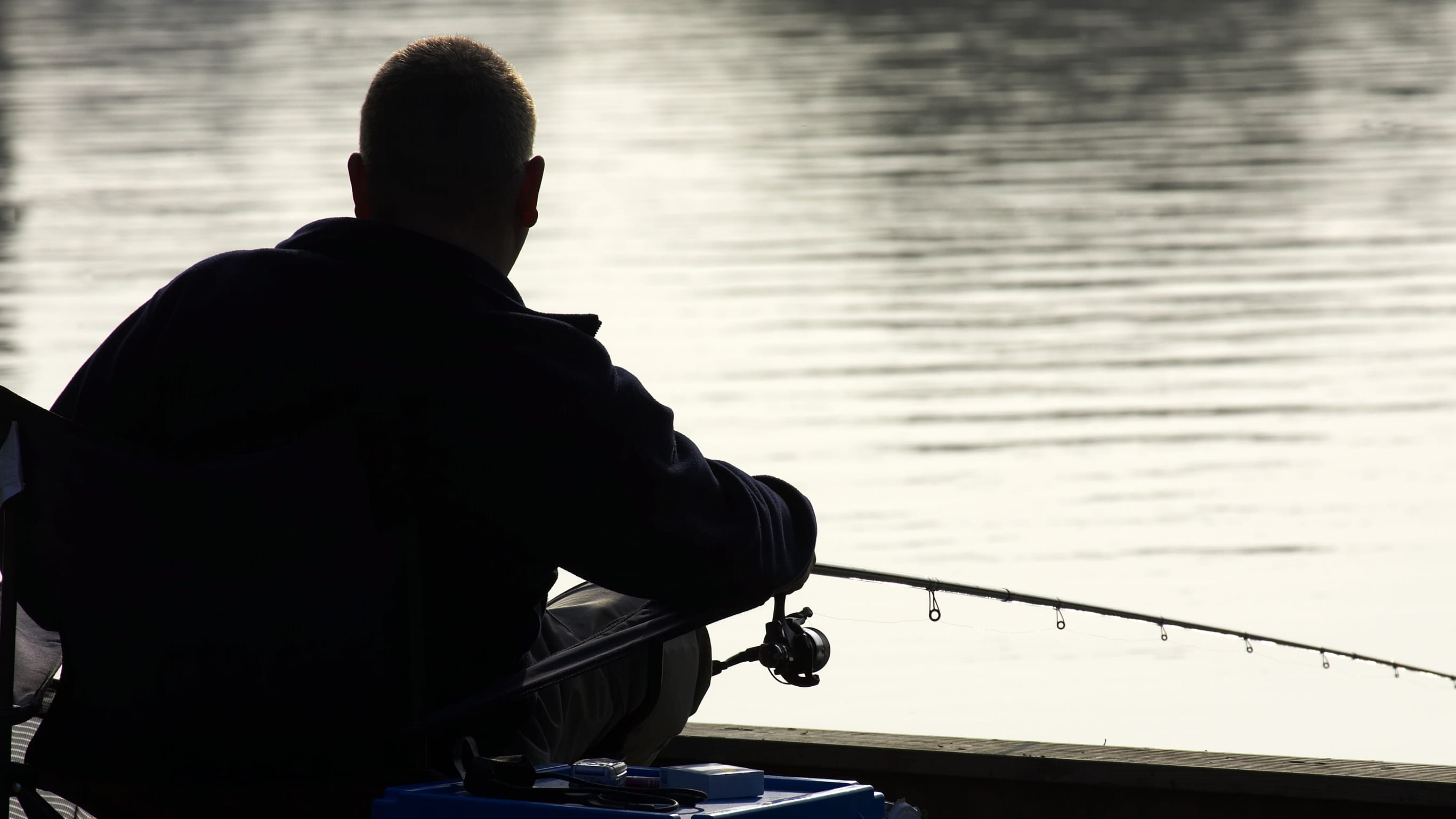 Fishing at Coombe Abbey, Coventry