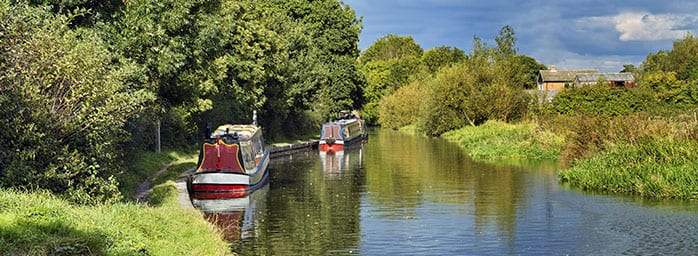 canal boat coventry