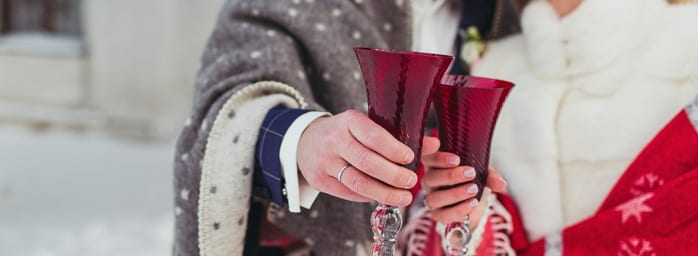 winter wedding tips at coombe abbey