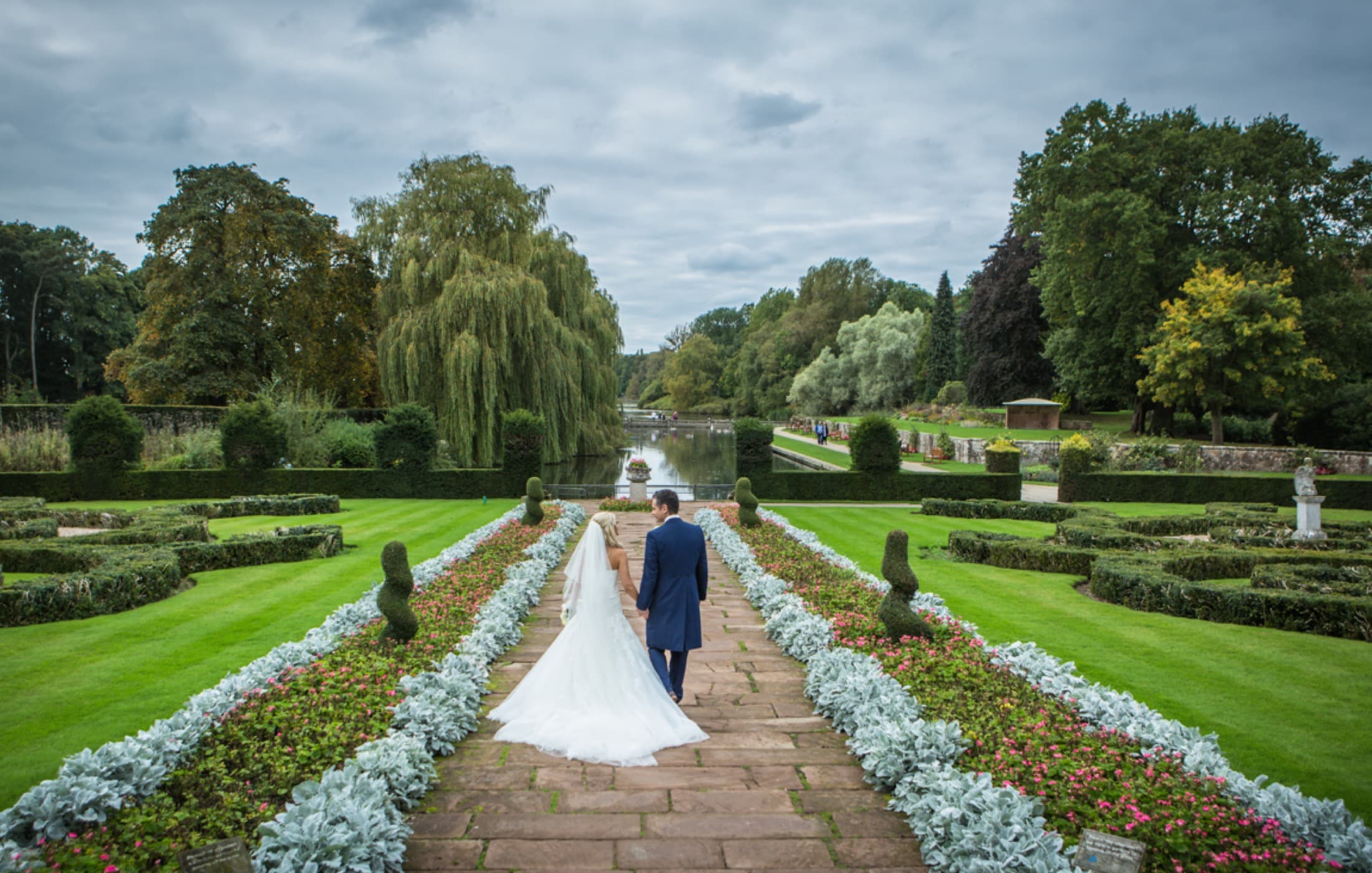 Coombe Abbey wedding
