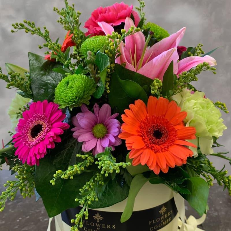 Pure Elegance Flower Gift