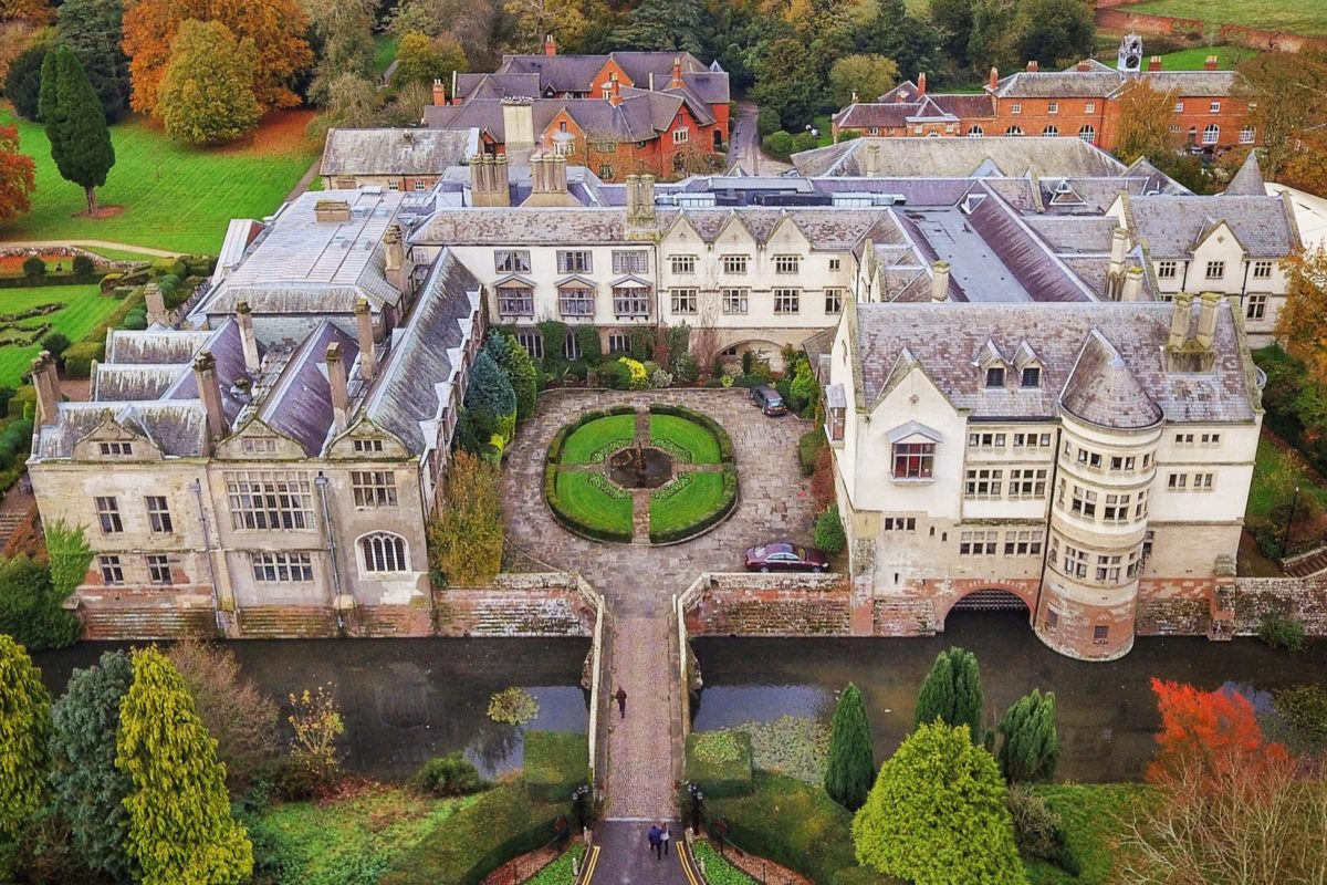 Coombe Abbey events