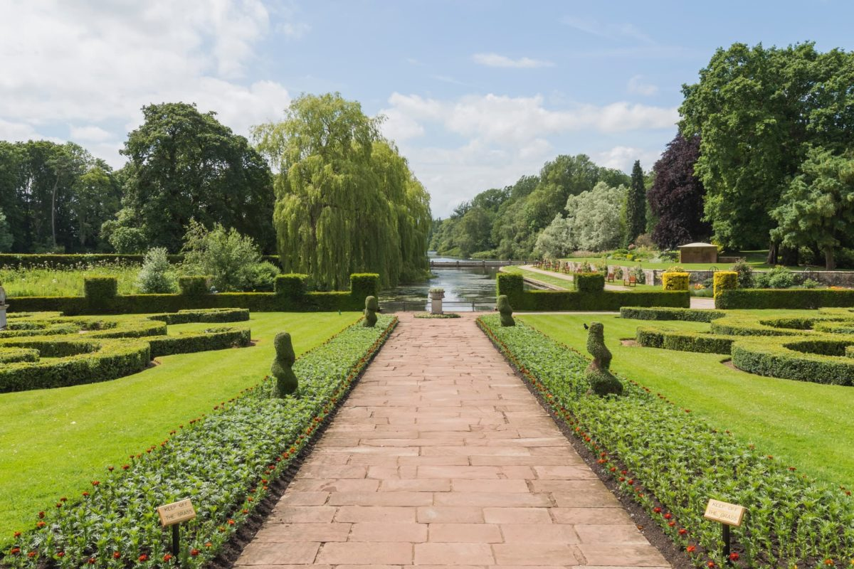 Gardens at Coombe Abbey