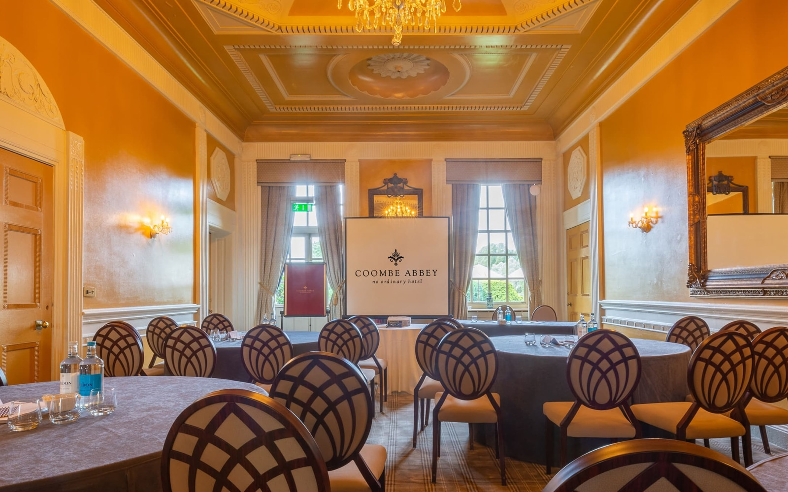 Conferences at Coombe Abbey Hotel