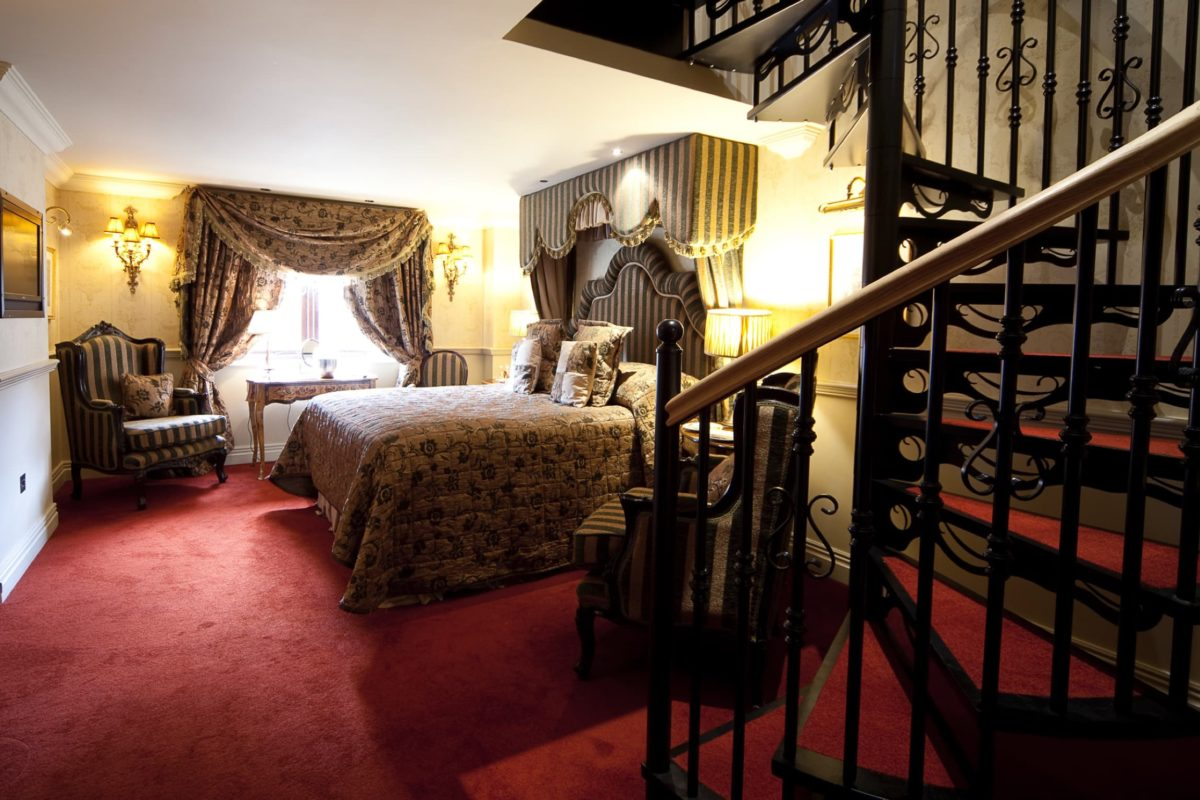 Dudley Room at Coombe Abbey Hotel