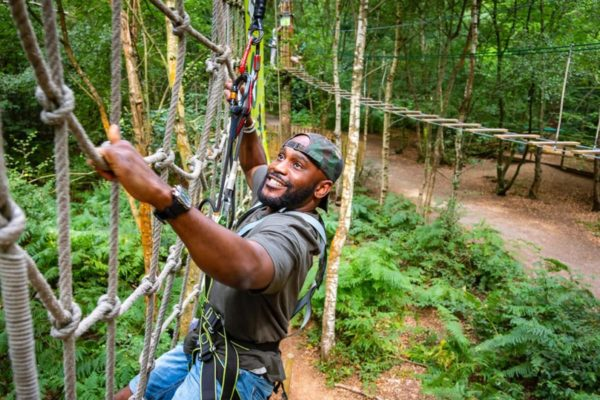 Stay and Go Ape