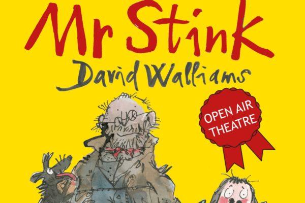 David Walliams' Mr Stink