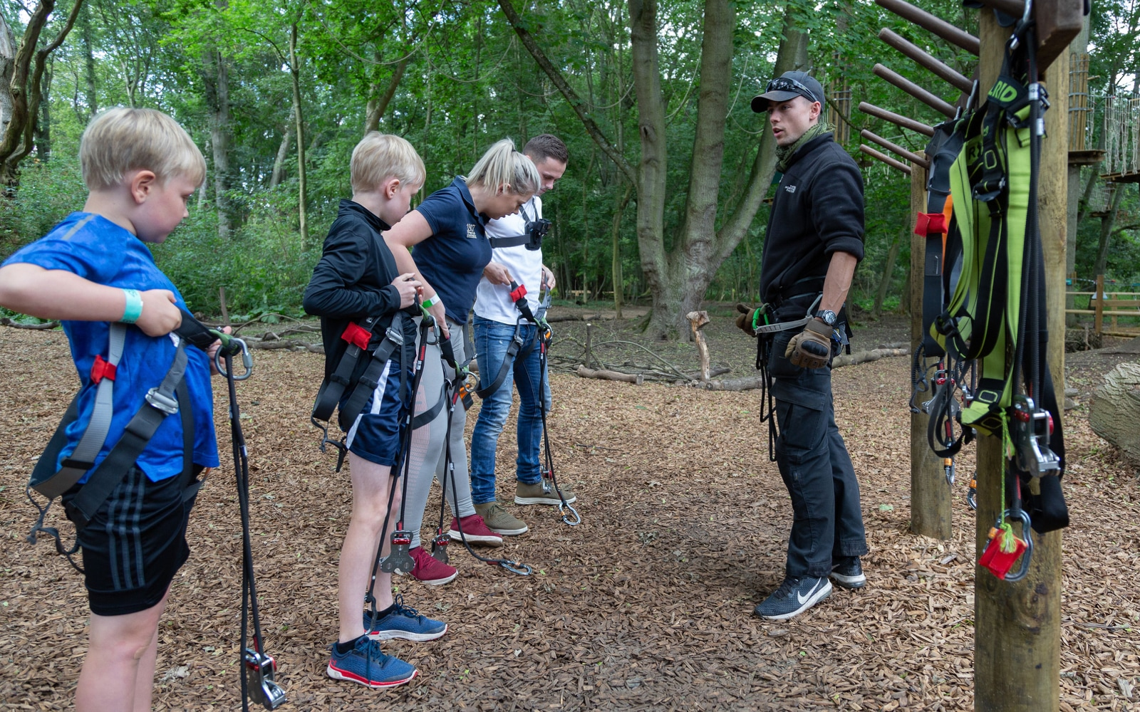 Go Ape at Coombe Abbey Park