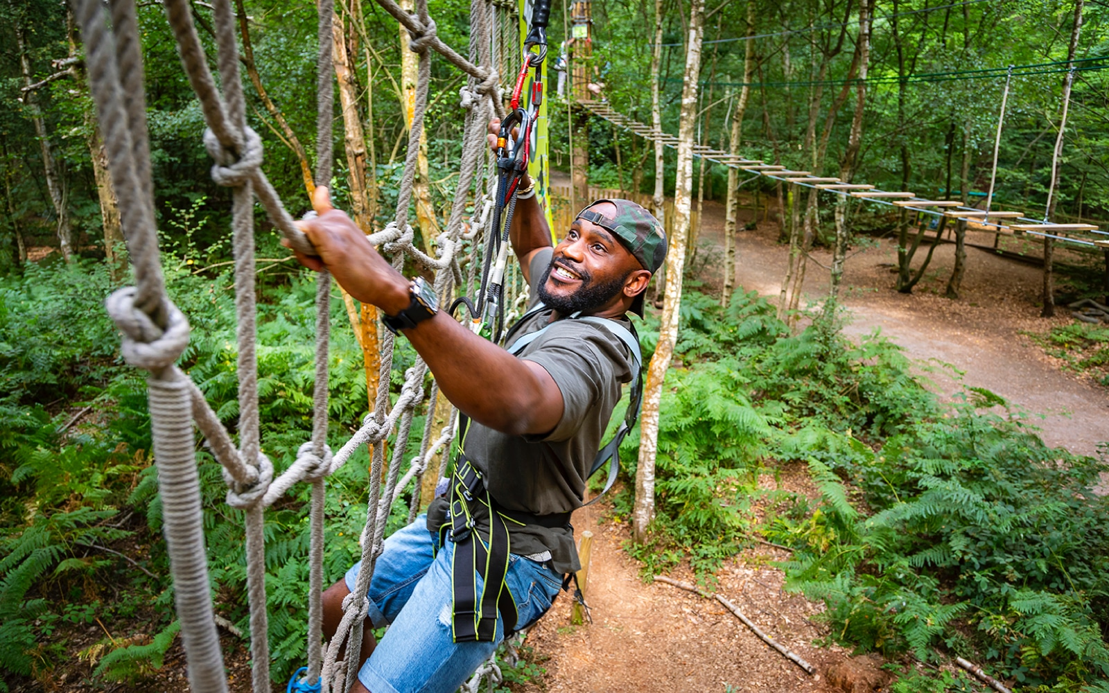 Go Ape Coombe Abbey Park