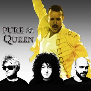 Pure Queen Tribute Act