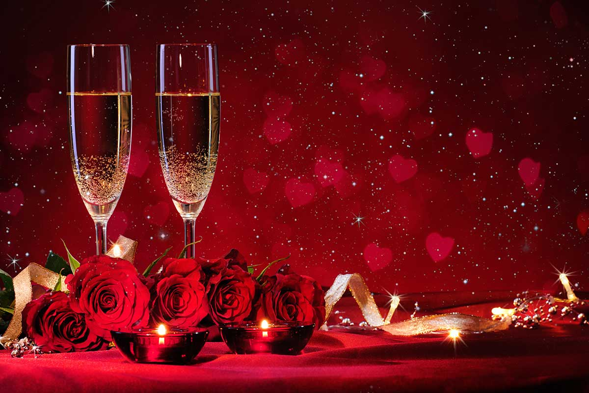 Valentines at Coombe Abbey Hotel