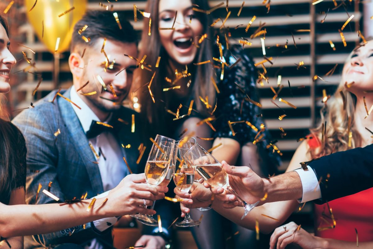 Celebrate Christmas Parties at Coombe Abbey Hotel