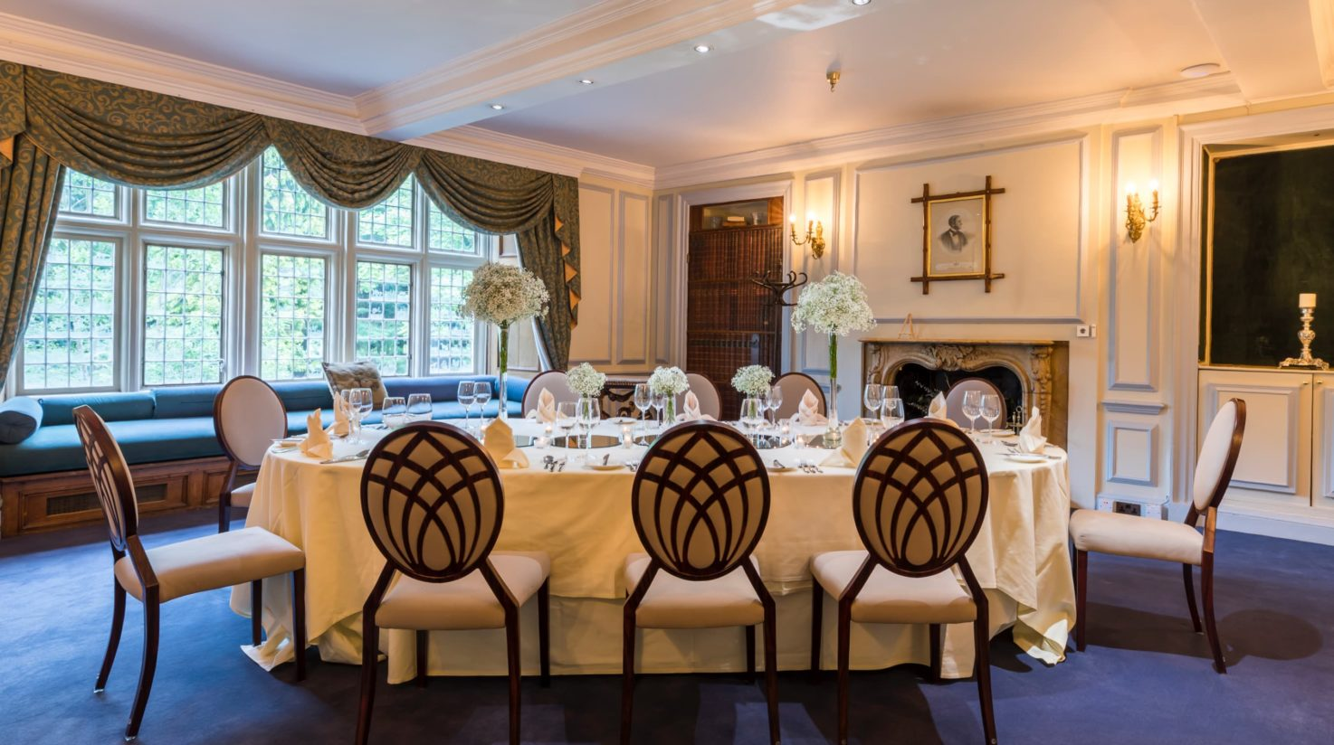 Private Dining in Harrington