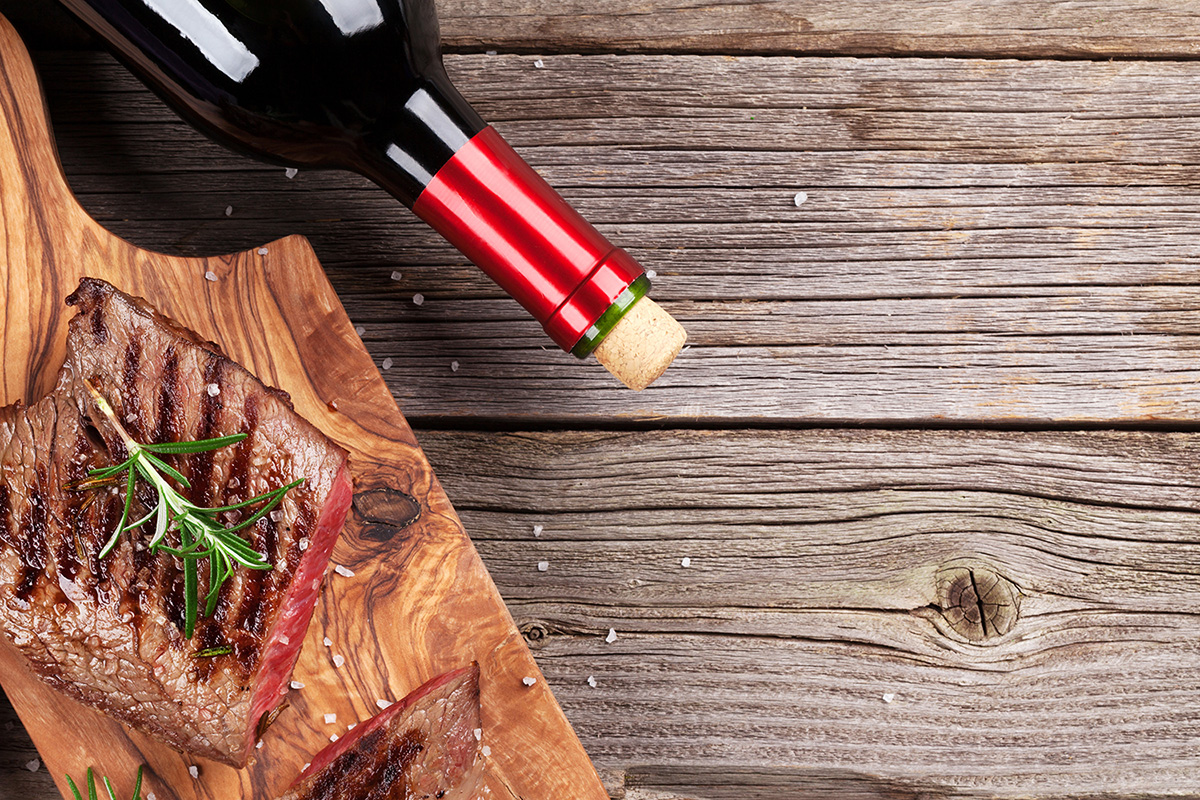 Steak & Wine Coombe Abbey Date Night