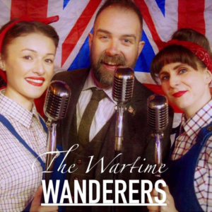 Wartime Wanderers VE Day