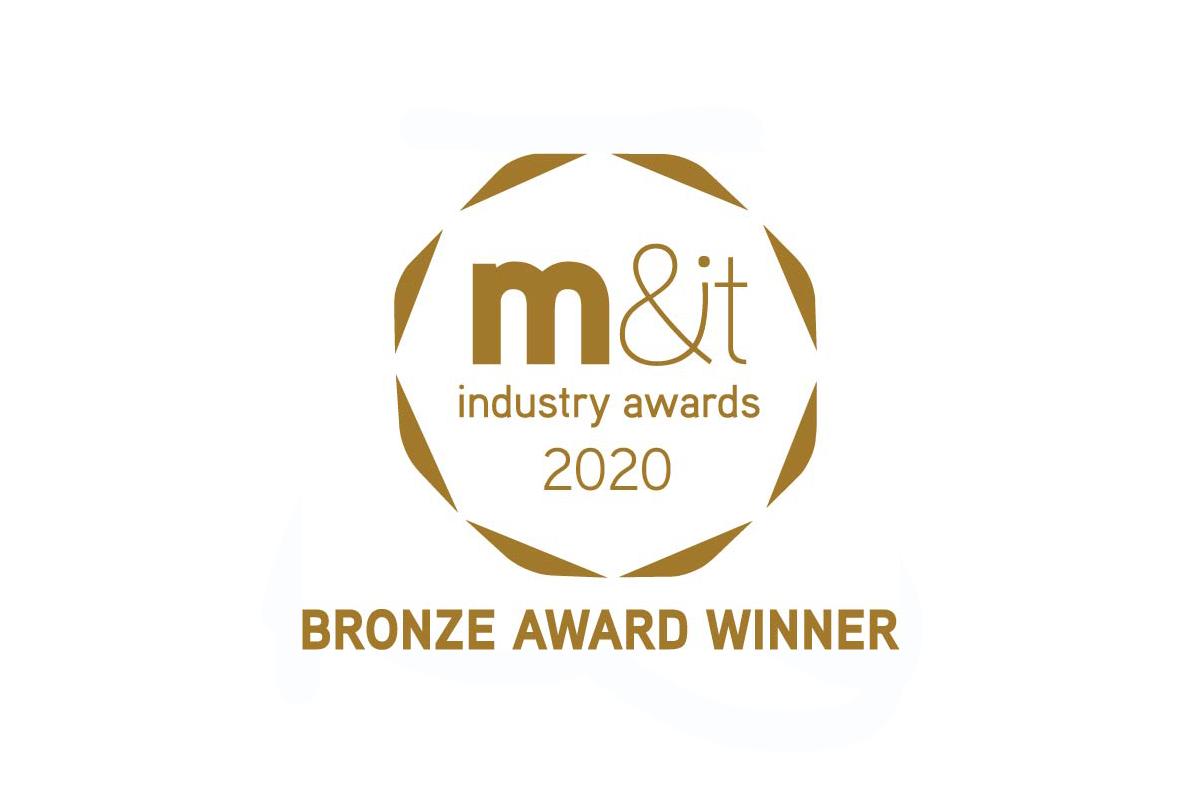 Bronze Award Coombe Abbey M&IT