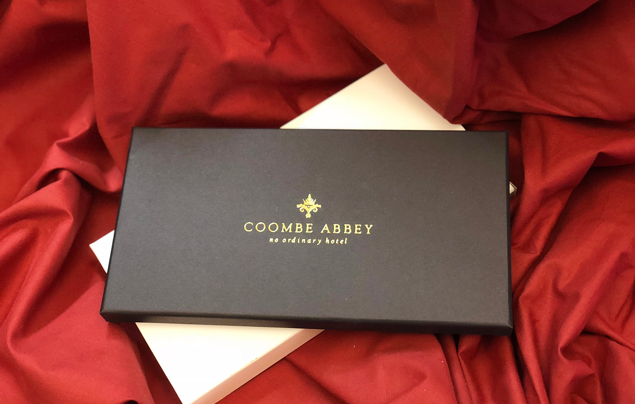 Coombe Abbey gift voucher