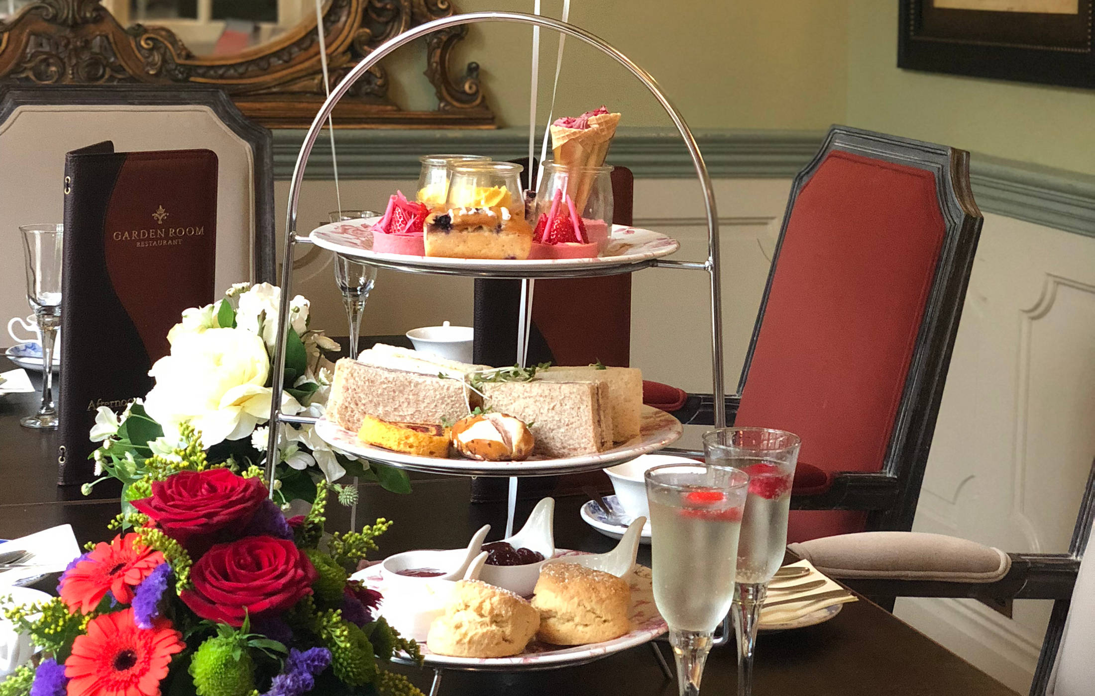 Afternoon Tea Takeaway Delivery Collection