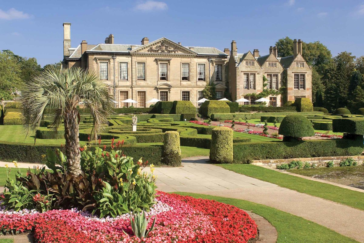 Coombe Abbey Mobile App